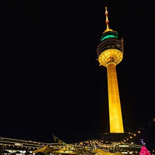이월드 83타워 전망대 + 푸드폴리탄 돈까스1인 이용권 (대구) (대인)_이미지