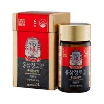 한국인삼공사 정관장 홍삼정 로얄 240g