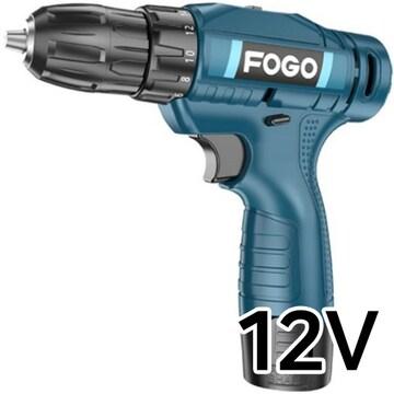 FOGO 12V 무선 해머 전동드릴 해외구매