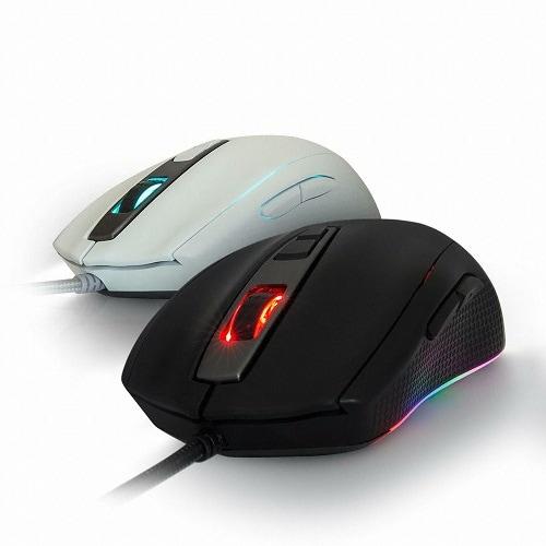 한성컴퓨터  BossMonster MLv.70 게이밍 마우스 (화이트)_이미지