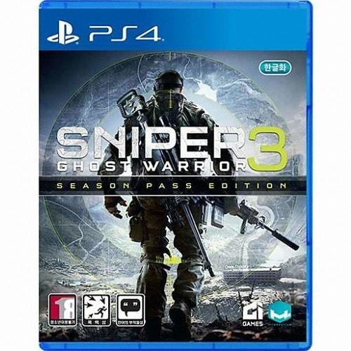 스나이퍼 고스트 워리어 3 (Sniper Ghost Warrior 3) PS4 중고,한글판_이미지