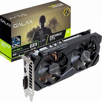 갤럭시 GALAX 지포스 GTX 1660 Ti BLACK D D6 6GB
