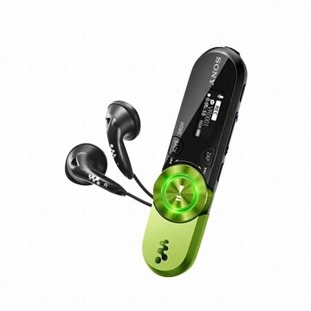 SONY Walkman NWZ-B160F Series NWZ-B163F 4GB_이미지