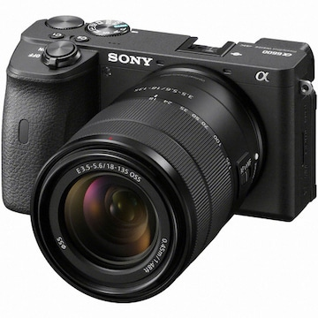 SONY 알파 A6600 (16-50mm OSS)