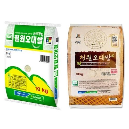 두루웰 철원오대쌀 10kg (19년 햅쌀) (1개)_이미지