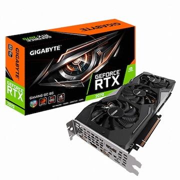 GIGABYTE 지포스 RTX 2070 Gaming OC D6 8GB