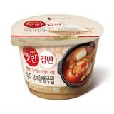 CJ제일제당 햇반 컵반 순두부찌개국밥 173.7g  (1개)