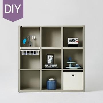 한샘  NEW 샘 3단 어린이책장 (120cm, DIY)