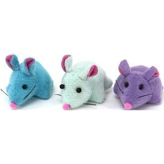 고양이 전동 장난감 쥐_이미지