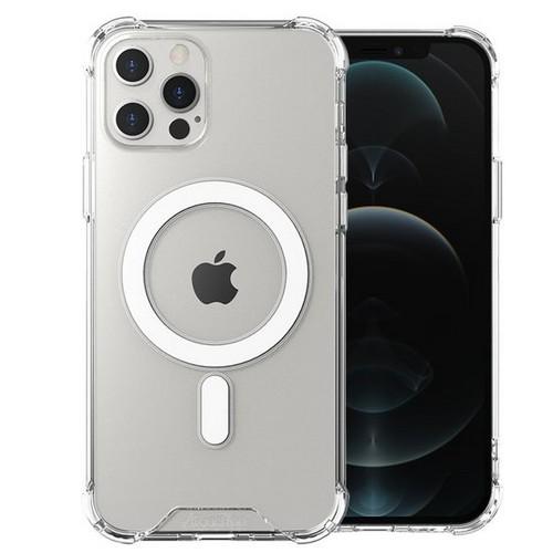 라미라다 아이폰12/프로 킹콩 맥세이프 호환 투명 케이스