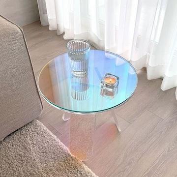 아크릴로 레이디와이 홀로그램 테이블 (60x60cm)_이미지