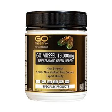 고헬씨 뉴질랜드 초록입홍합 19000mg 300캡슐(1개)