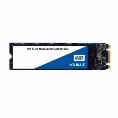 Western Digital WD Blue 3D M.2 2280 (500GB)_이미지