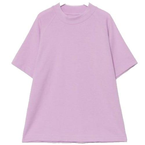 에잇세컨즈 라벤더 반소매 티셔츠 169842JY2T_이미지