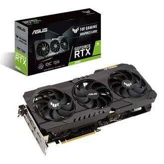 ASUS TUF Gaming 지포스 RTX 3080 O10G OC D6X 10GB_이미지
