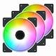 Fractal Design Prisma AL-14 (3PACK)_이미지