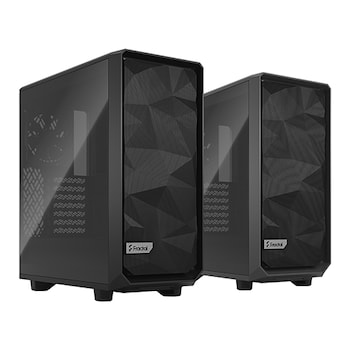 Fractal Design Meshify 2 Compact Light 강화유리 (Black)