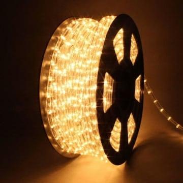 제일전기조명 퍼스트 LED 원형 논네온전구 전구색 5000cm