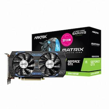 ARKTEK 지포스 GTX 1660 SUPER D6 6GB