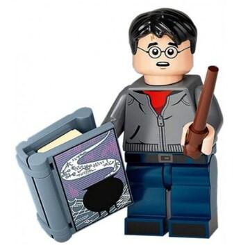 레고 미니 피규어 시리즈 해리포터 시즌2 해리포터 (71028) (정품)_이미지