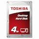 Toshiba 4TB MD04ACA400 (SATA3/7200/128M)