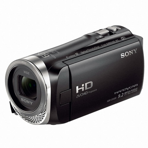 SONY HandyCam HDR-CX450 (256GB 패키지)_이미지