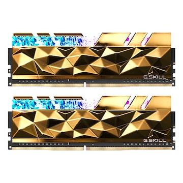 G.SKILL DDR4-3600 CL16 TRIDENT Z ROYAL ELITE 골드 패키지