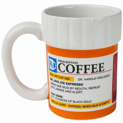 처방전 약통 커피머그 355ml_이미지