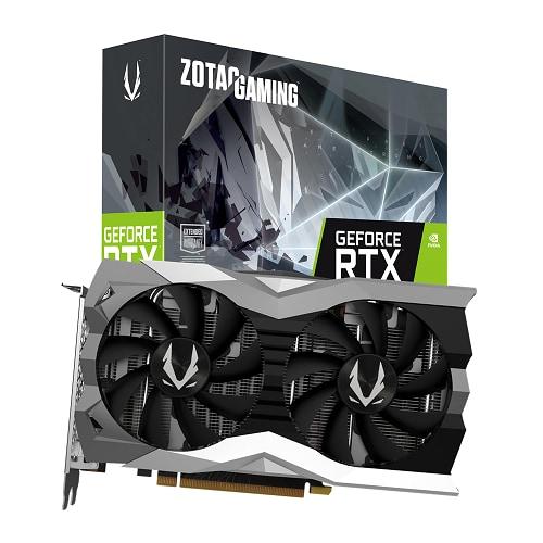ZOTAC GAMING 지포스 RTX 2060 D6 6GB 백플레이트_이미지