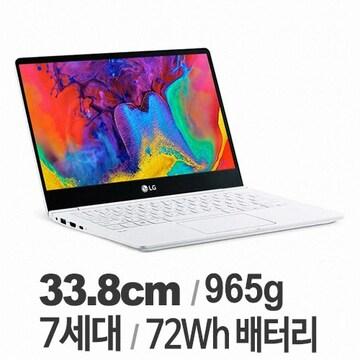LG전자 2018 그램 13Z980-LR10K(기본)