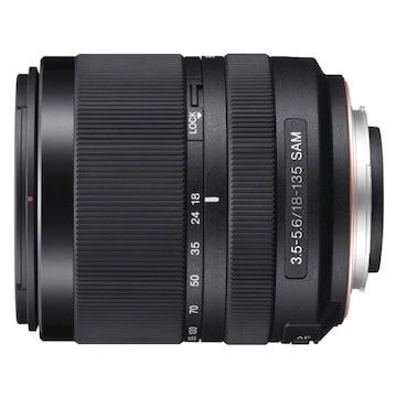 SONY 알파 DT 18-135mm F3.5-5.6 SAM (정품)_이미지