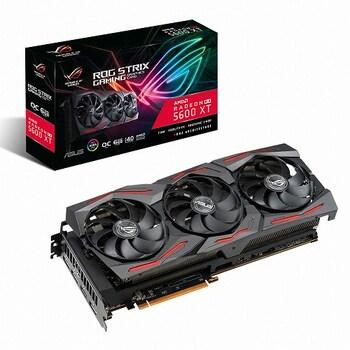ASUS ROG STRIX 라데온 RX 5600 XT O6G GAMING D6 6GB 대원CTS