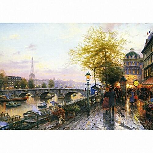 퍼즐라이프  파리의 에펠탑 풍경 (1000P)_이미지