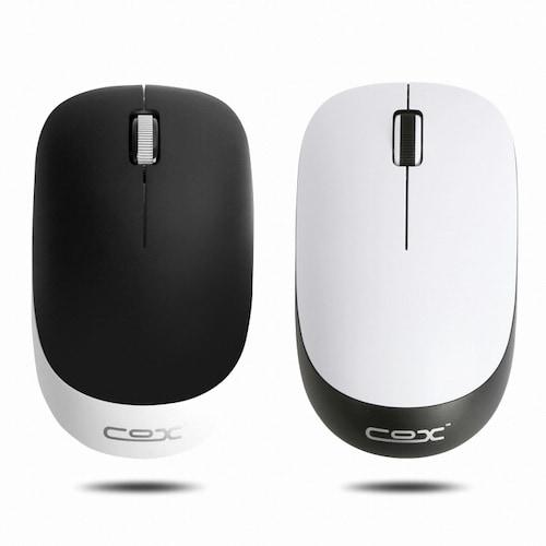 COX CWM10 무선 마우스 (화이트)_이미지