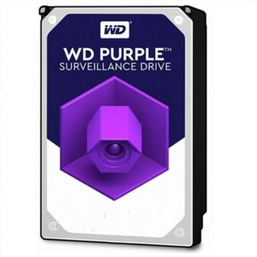 Western Digital WD PURPLE 7200/256M(WD82PURZ, 8TB)