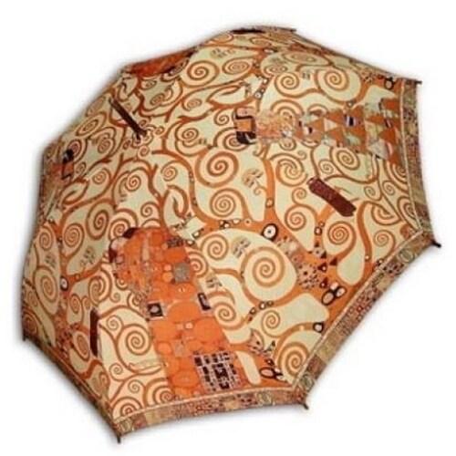 레인보우 헬로우레인캣츠 클림트 생명의 나무(W) 자동우산_이미지