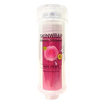 하니비 스킨랩 녹물제거 비타민 샤워필터 사랑의 고백 장미(대용량)