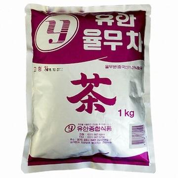 유안종합식품  율무차 1kg (1개)