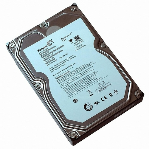 Seagate BarraCuda Green SATA2/5900/32M (ST32000542AS, 2TB)_이미지
