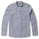 코오롱인더스트리 GGIO II 핀 S/T 스탠다드 셔츠 AXSAA18151GYX_이미지