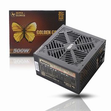 SuperFlower SF-500P14XE GOLDEN GREEN HX_이미지