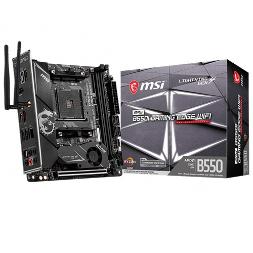 MSI MPG B550I 게이밍 엣지 WIFI