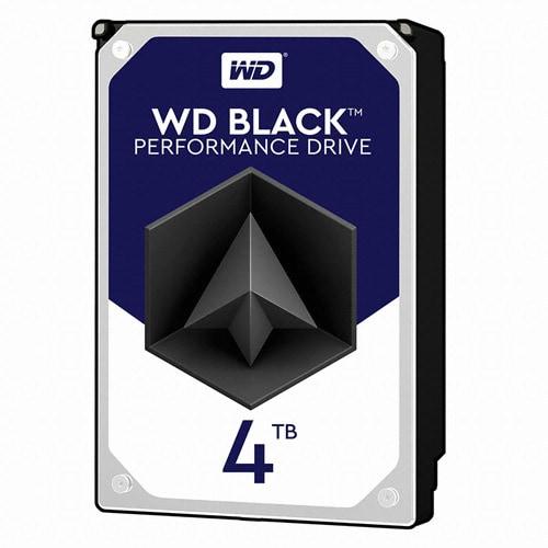 Western Digital WD 4TB BLACK WD4005FZBX (SATA3/7200/256M)_이미지