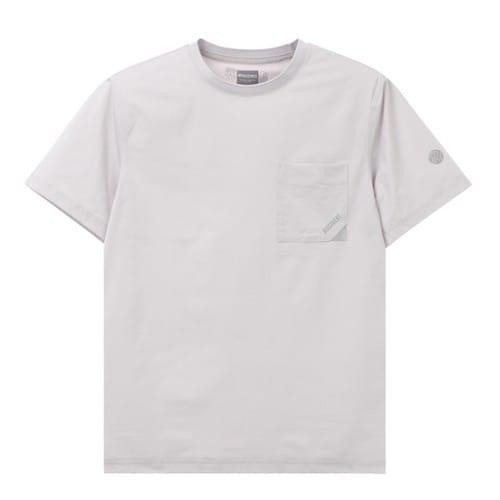 디스커버리익스페디션  포켓 라운드 티셔츠 (DMRT60831-LG, 라이트그레이)_이미지