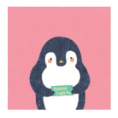 레드포인트  Mini save animals note (펭귄)_이미지