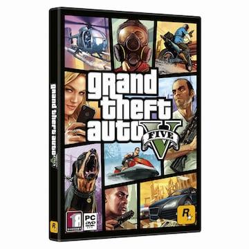 락스타 게임즈 GTA 5 PC