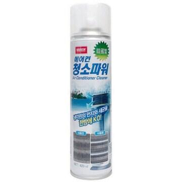 나바켐 에어컨 청소파워 420ml(1개)
