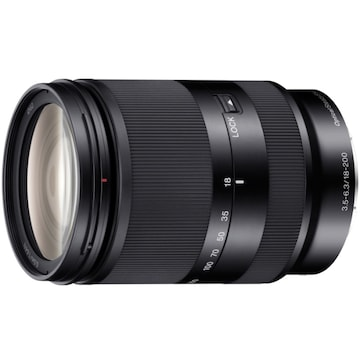 SONY 알파 E 18-200mm F3.5-6.3 OSS LE