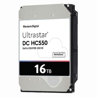 Western Digital WD Ultrastar DC HC550 7200/512M (WUH721816ALE6L4, 16TB)_이미지
