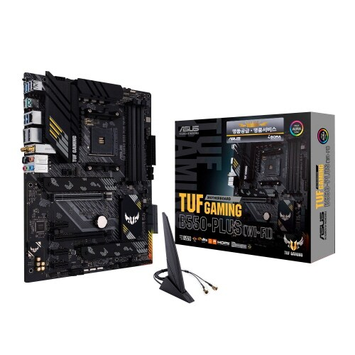 ASUS TUF Gaming B550-PLUS (Wi-Fi) 아이보라